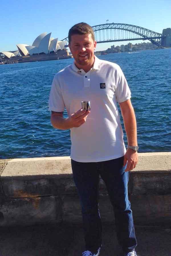 Australia - Dalvey Cup Club Member