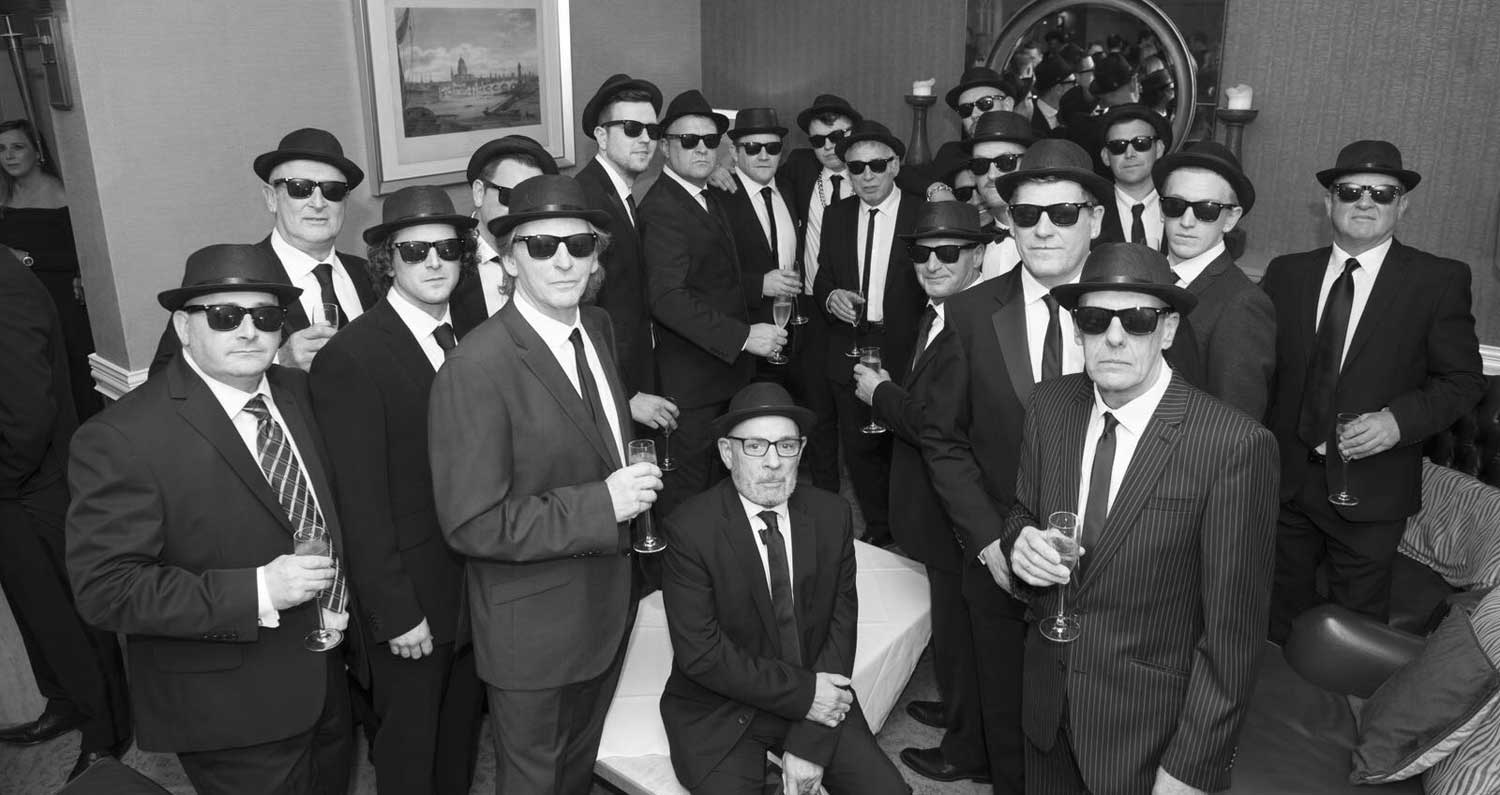 Blues Brothers - Dalvey Cup Club