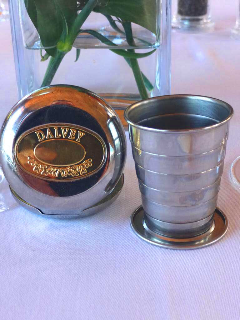 Receive a Dalvey Cup when you become a Dalvey Cup Club member