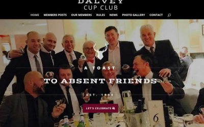 New Dalvey Cup Club Website Launched