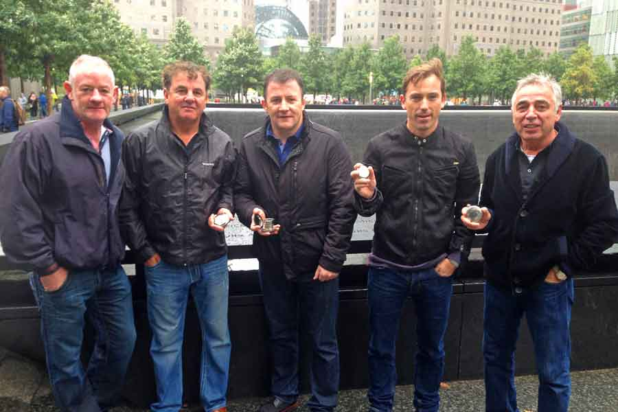 New York Ground Zero - Dalvey Cup Club Members
